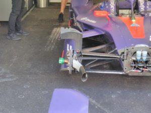 Formula E freni
