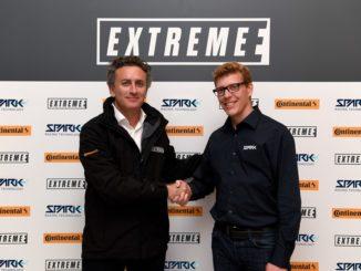 Agag Extreme E Spark