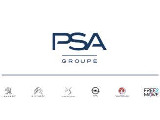 Groupe PSA primo trimestre 2019