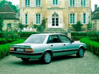 Peugeot 505 V6