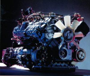 Motore V6 PRV della Peugeot 505 da 2849 cc