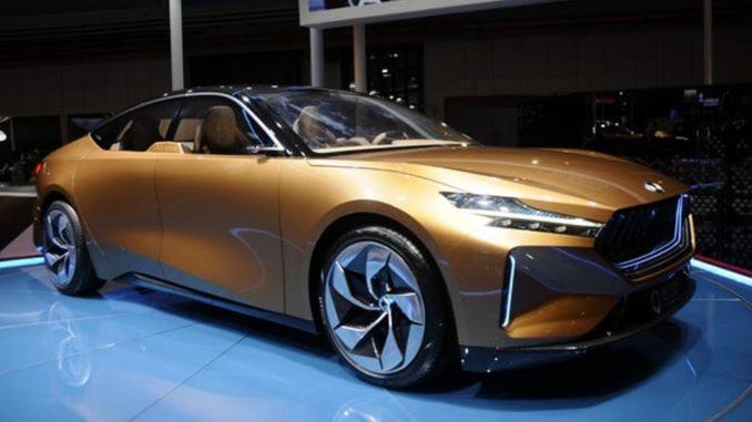 Concept Car Grove Hydrogen Pininfarina