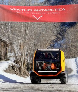 Venturi Back To Telegraph Creek