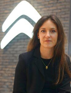 Delphine Coma Citroën