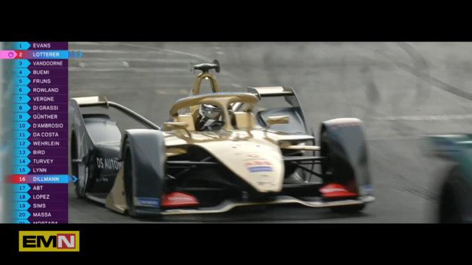 DS TEcheetah Formula E Roma