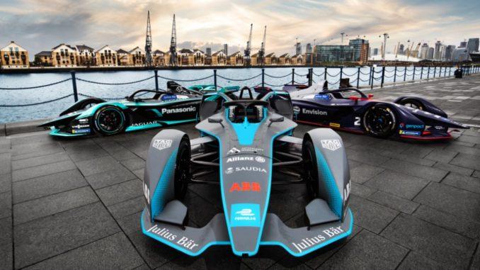 Formula E tornerà a Londra