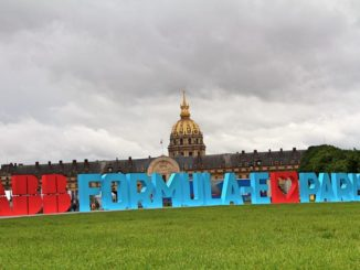 Formula E Parigi E-Prix