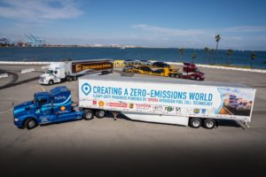 Fuel Cell Trucks Toyota Kenworth