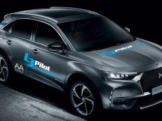 Groupe PSA guida autonoma L3Pilot
