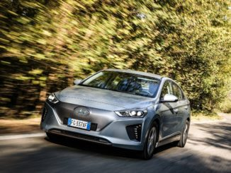 Hyundai Ioniq Electric Green NCAP