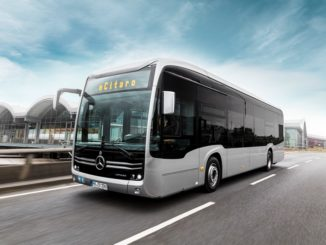 Mercedes Benz eCitaro Amburgo