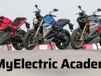 "Energica ""My Electric Academy"""
