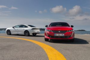 Peugeot 508 Tennis & Friends