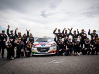 Motorsport Academy di Peugeot Italia con Paolo Andreucci