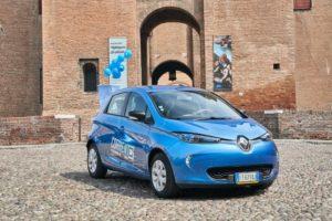 Renault Car Sharing Corrente Ferrara