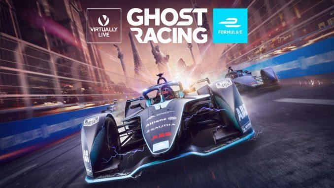 Formula E Virtually Live Ghost