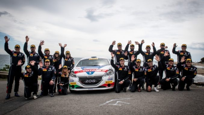 Peugeot Competition 2019
