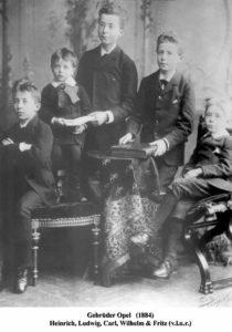 Fratelli Opel storia