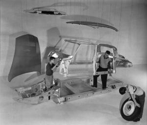 Citroën tetto