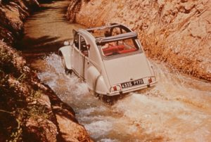 Citroën sospensioni