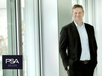 Groupe PSA Nicolas Morel