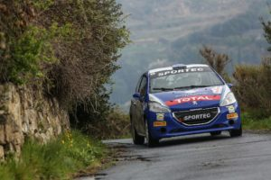 Peugeot Rally Sanremo