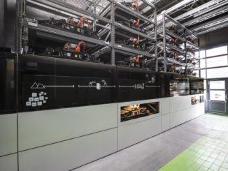 Audi stoccaggio energia