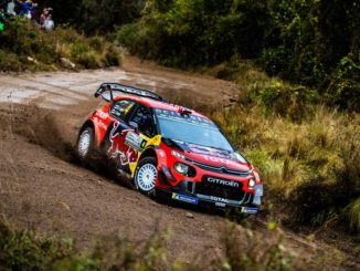 Citroën Rally del Cile