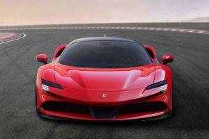 Ferrari SF90 Stradale Hybrid plug-in