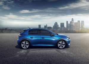 Peugeot e-208 full-electric