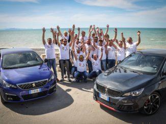 Peugeot Academy