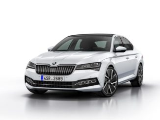 Škoda Superb iV e CITIGOe iV