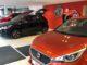 Tustain Motors e MG Motor UK