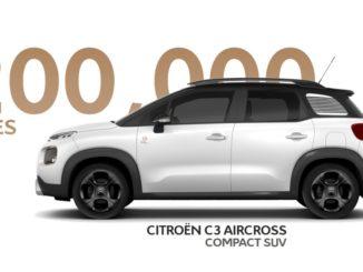Citroën 200mila C3 Aircross
