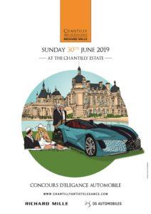 DS Automobiles Chantilly Arts & Elégance Richard Mille