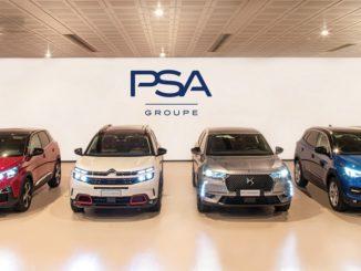 Groupe PSA mercato maggio 2019