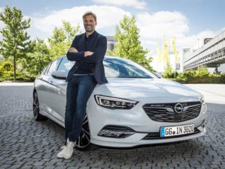 Jürgen Klopp Opel Champions League