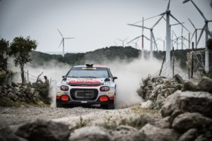 Citroën Rally Italia Sardegna