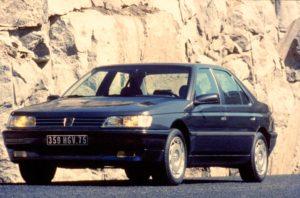 Peugeot 605 SV 24
