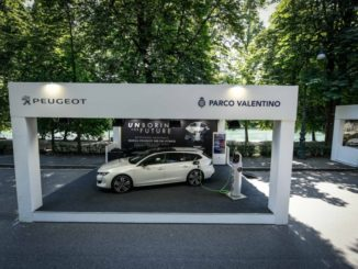 Peugeot 508 SW Hybrid Parco Valentino