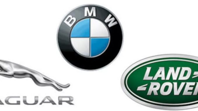 Jaguar Land Rover BMW