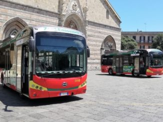 BYD eBus Messina
