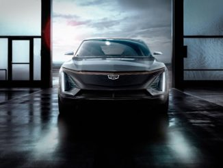Cadillac electric Show Car