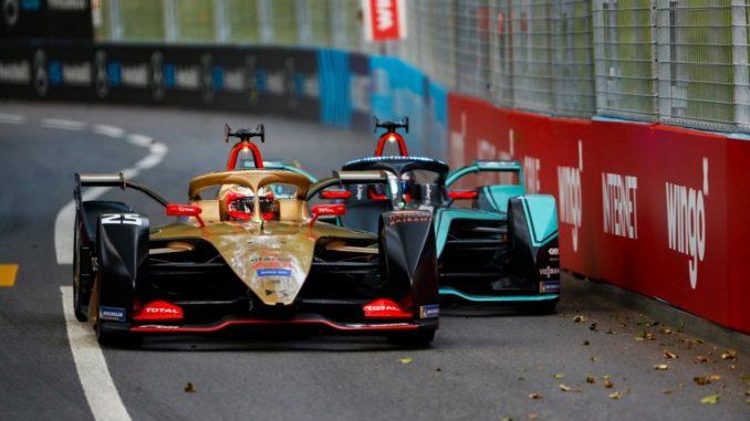 DS Techeetah Swiss E-Prix