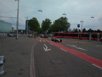 Formula E Tram