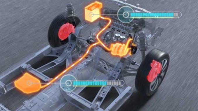 Green Vehicles sistema Hybrid
