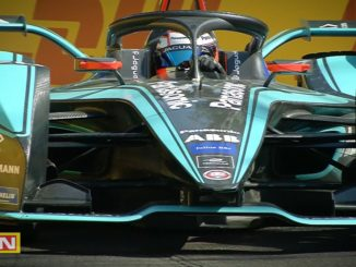 Panasonic Jaguar Racing gomme