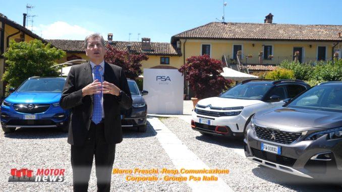 Marco Freschi motori diesel Groupe PSA