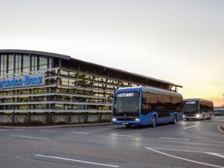 Bus Mercedes-Benz eCitaro