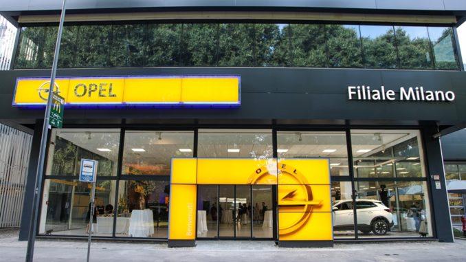 Opel Filiale Milano
